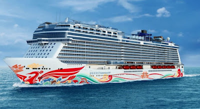 Norwegian Cruise Line to dedicate second Cruise Vessel to the Chinese Market in 2019 from Meyer Werft Shipyard.
