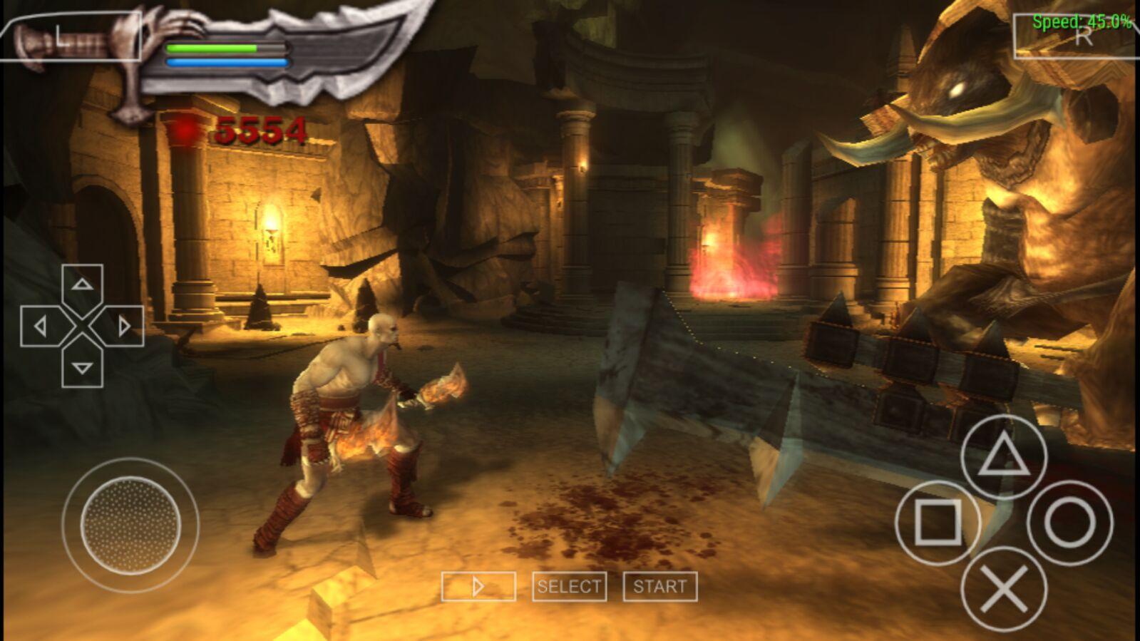 god of war for ppsspp free download