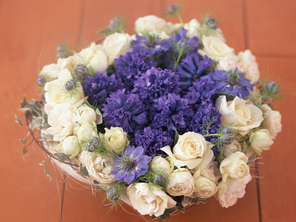 Beautiful Flowers Bouquet Images: Beautiful Flowers Bouquet For Desktop Wallpapers