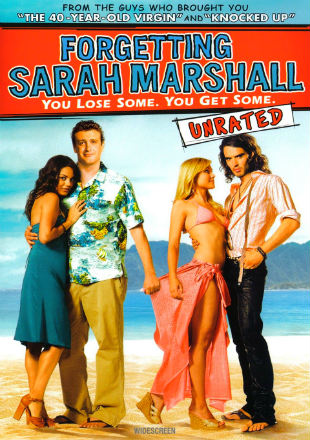 Forgetting Sarah Marshall 2008 BRRip 720p Dual Audio Unrated In Hindi English