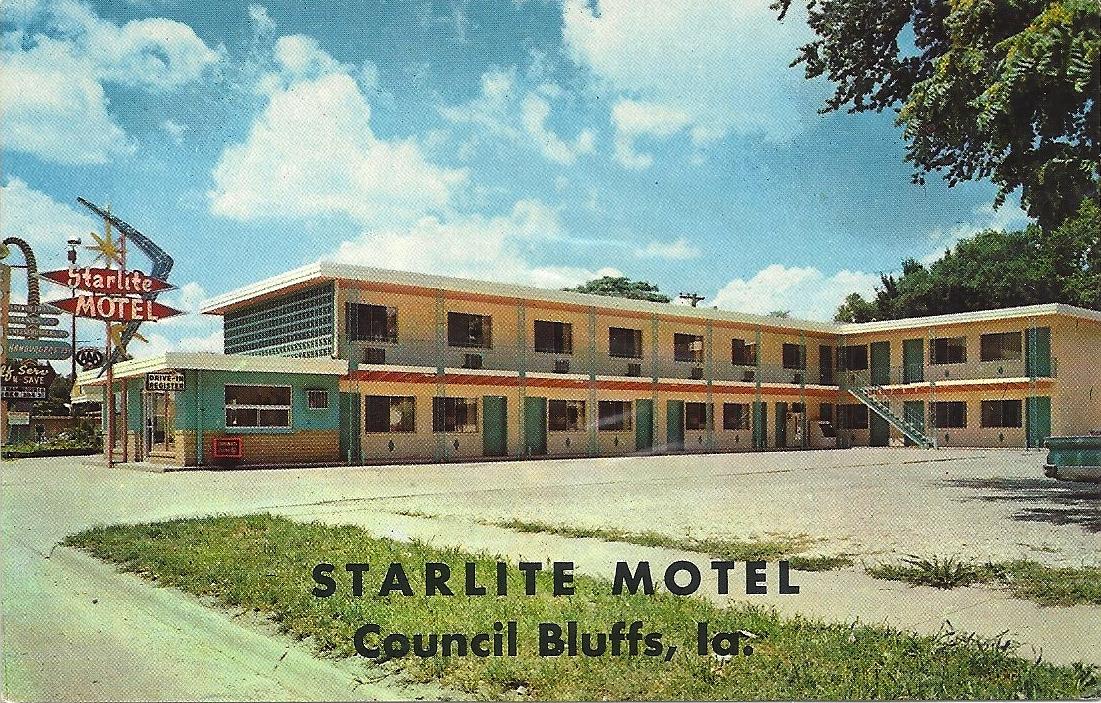Motel  Council Bluffs