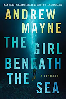 The Girl Beneath the Sea (Underwater Investigation Unit #1) by Andrew Mayne