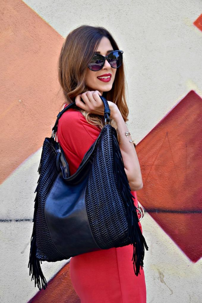 Gemma: una borsa nera, grintosa e dinamica