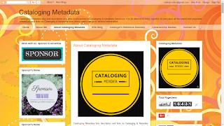 Cataloging Metadata