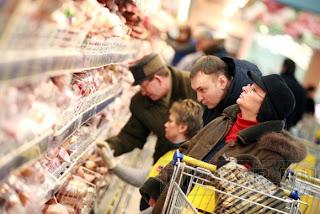 Москва понижает стоимость продуктов питания