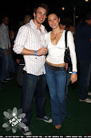 Chris Evans junto a Jessica Biel