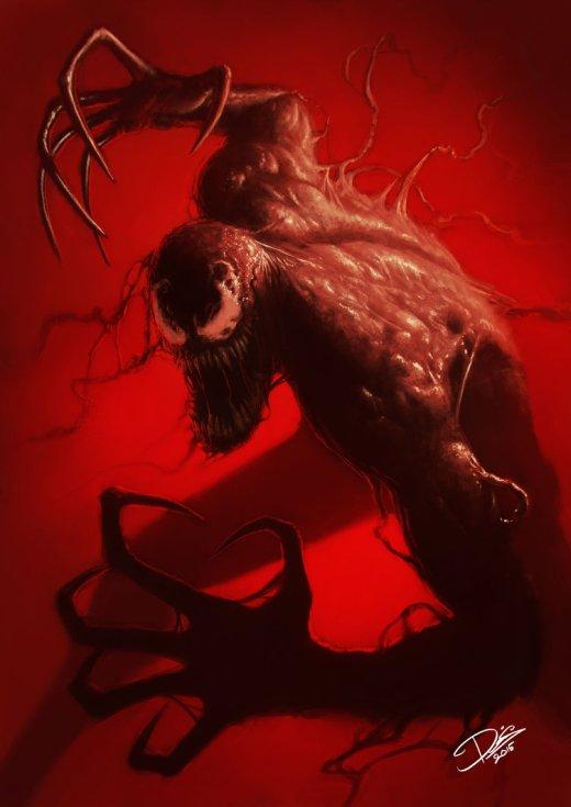 Dennis Carlsson disse86 deviantart ilustrações fantasia personagens cultura pop terror horror sombrio