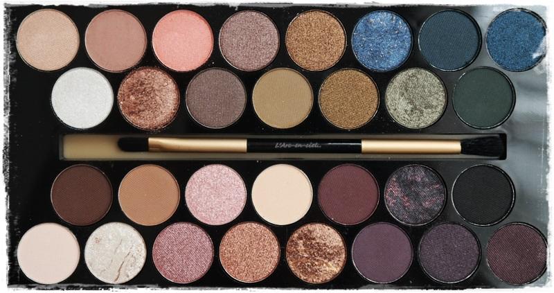 Makeup revolution london far paleti
