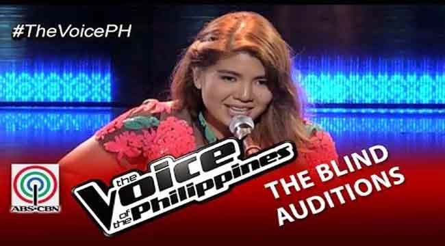 Video: Kai Honasan sings 'Teenage Dream' on The Voice of the Philippines Season 2 Blind Audition