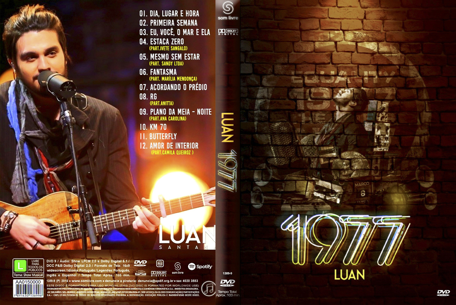 Download Luan Santana 1977 DVDRip 2016 Download Luan Santana 1977 DVDRip 2016 Luan 2BSantana 2B  2B1977