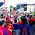 Cierre de campaña del FSLN en Mayogalpa