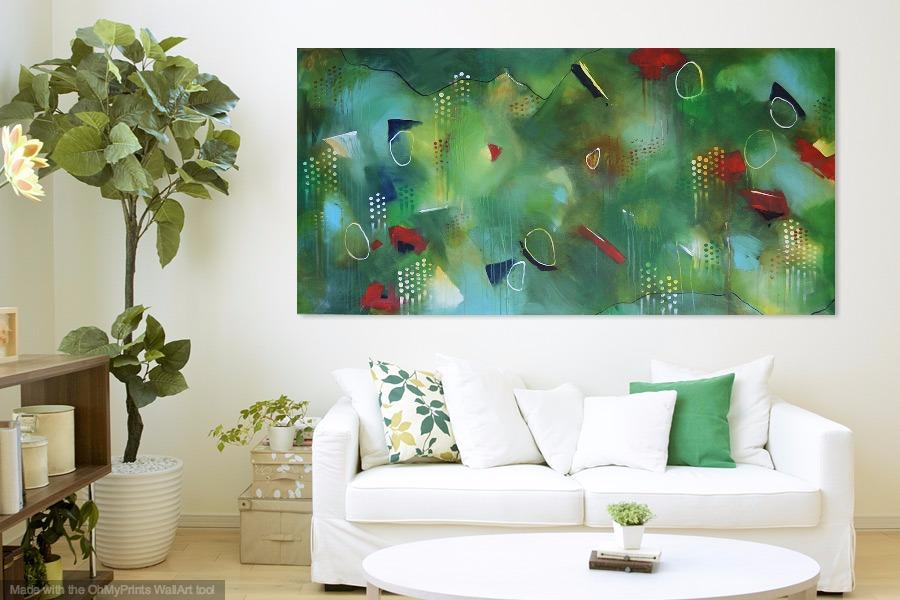 Wall art app
