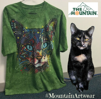 Wear Your Passion for Pets Proudly with #MountainArtwear