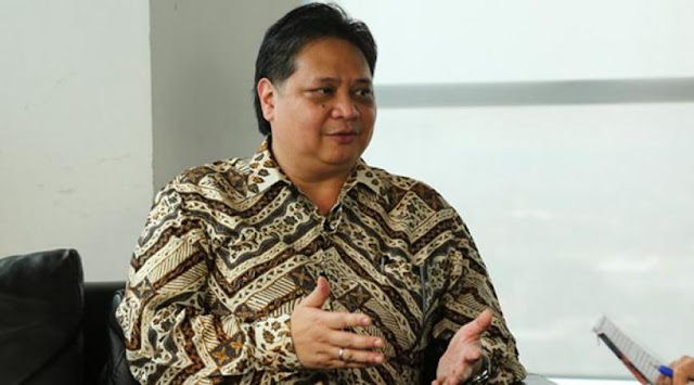 Menteri Perindustrian Masih Dijabat Airlangga, Begini Kata Istana