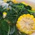 Resep Sayur Bening Bayam Jagung Muda Super Praktis dan Lezat