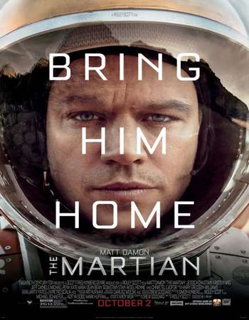 The Martian 2015 EXTENDED Hindi Dual Audio BluRay Full Movie Download