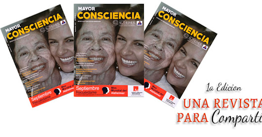 Consciencia Mayor: Una Revista para Compartir