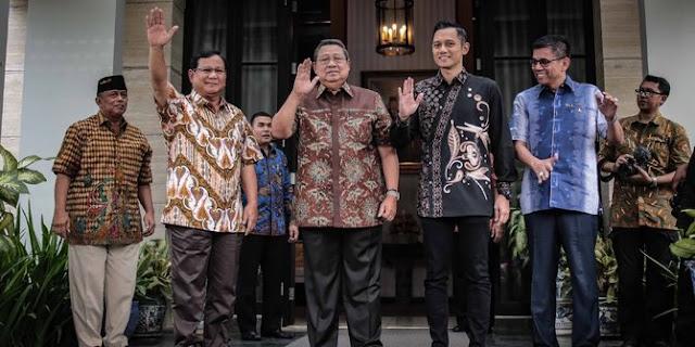 Kubu Jokowi Pandang Sebelah Mata 'SBY Effect'