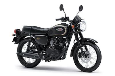 Mengulas Motor Kawasaki W175 Dan Spesifikasinya