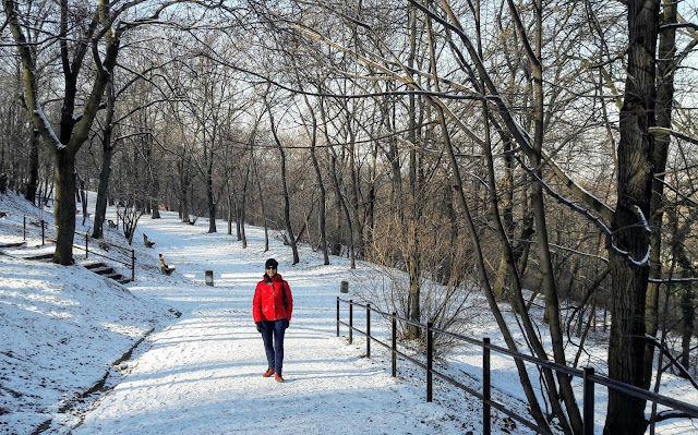 How does Gellert hill  in Budapest Hungary look