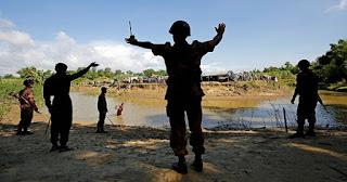 Keji! Pemerintah Myanmar Blokir Akses Bantuan PBB untuk Warga Rohingya