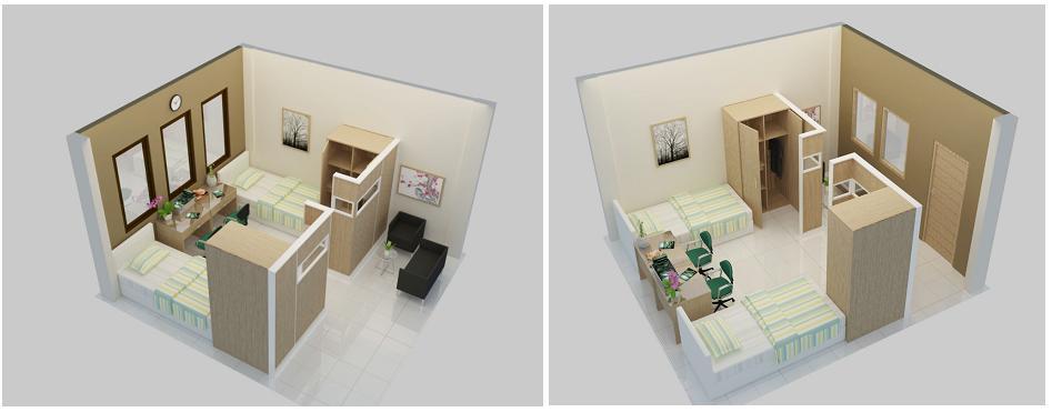 Jasa Desain Apartemen dan Ruko Jasa Desain Interior Rumah Susun Apartemen Hotel Hanya 350ribu