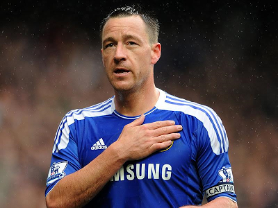 Chelsea legend John Terry named 'most loyal' player in the Premier League