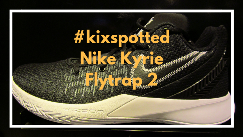 518a7d494123 kixspotted Nike Kyrie Flytrap 2