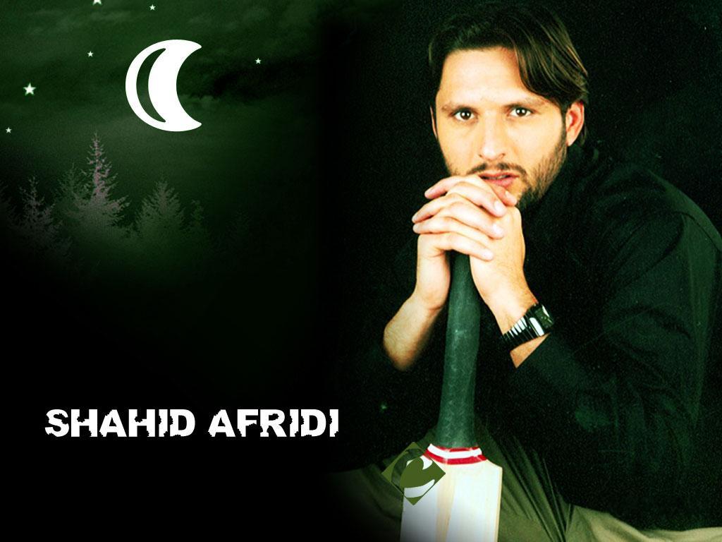 Shahid Afridi Wallpapers - AsimBaBa