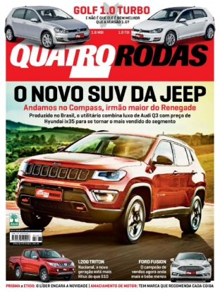 Revista Quatro Rodas - Edição 687 - Outubro 2016