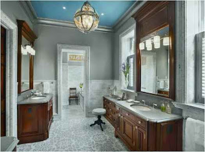 Decorating Ideas For Victorian Bathroom