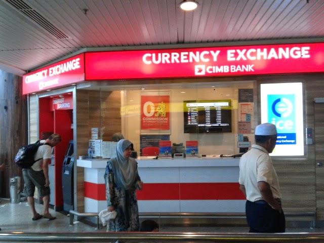 Cimb forex exchange