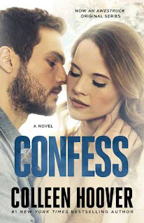 Confess by Colleen Hoover TV show book cover