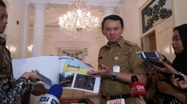 Ahok Targetkan Jakarta Bebas Permukiman Kumuh Sebelum Asian Games