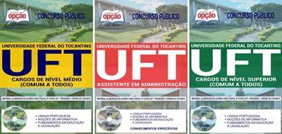 Apostila Concurso UFT 2018