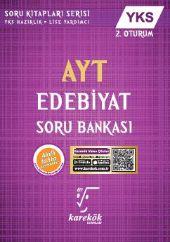 Karekök AYT Edebiyat Soru Bankası PDF