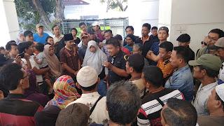 PKL Kecewa, Hearing Dengan DPRD Kota Cirebon Batal
