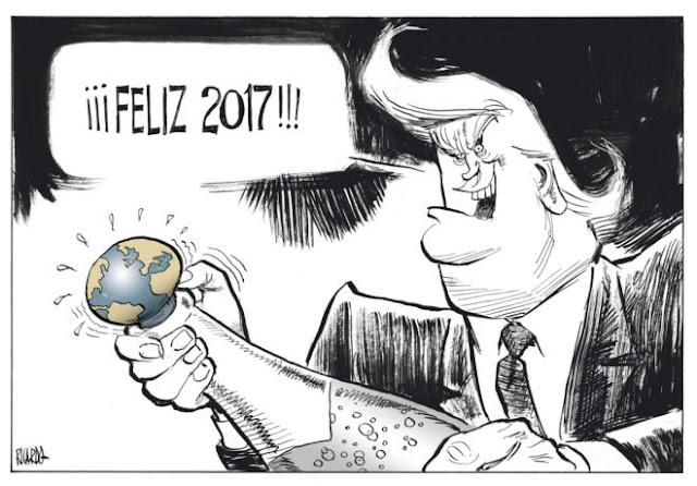 Humor en cápsulas. Para hoy martes, 3 de enero de 2017