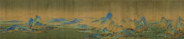 Wang Xi Meng: Ríos y Montañas