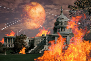 Image result for armageddon washington dc