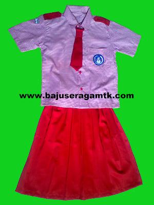 Baju seragam paud