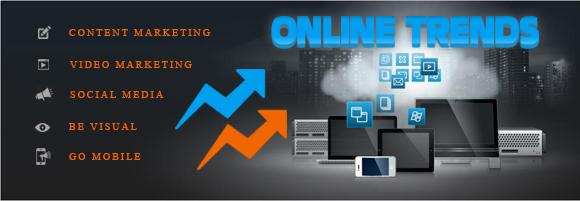 online trends web