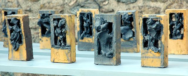 Jan Koblasa - Czech sculptor, artist and poet