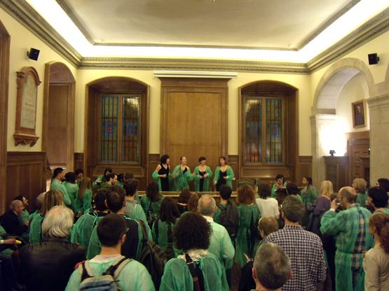 Presentació a la Reial Acadèmia de Medicina de Catalunya