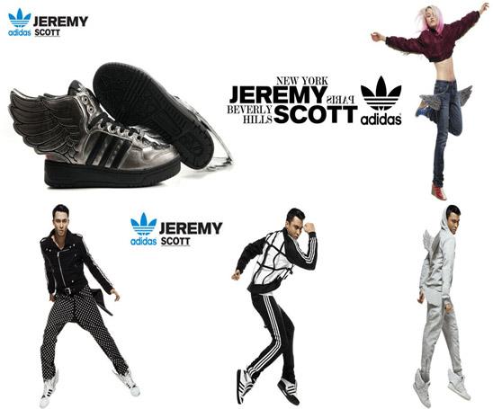 e046989bbecd Adidas JS Wings Jeremy Scott Shoes Cheap Sale
