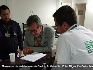 Estoy preso: Carta de Carlos Arturo Velandia, ex dirigente guerrillero ELN