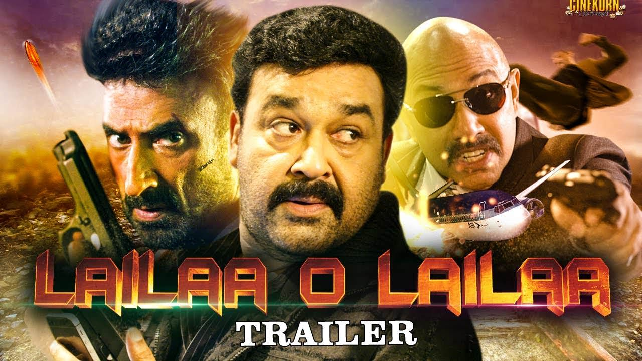 Lailaa O Lailaa 2015 Hindi Dubbed Movie 720P x264