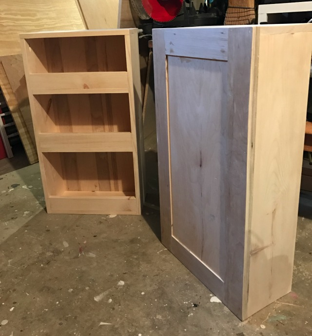 That S My Letter Diy Freestanding Kitchen Pantry Cabinet