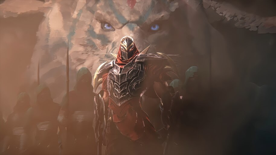 Zed, LoL, Jeweled Protector, Legends of Runeterra, 4K, #7.1740