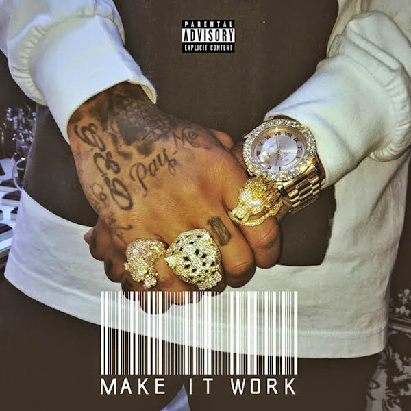 Tyga - Make It Work - Single Cover